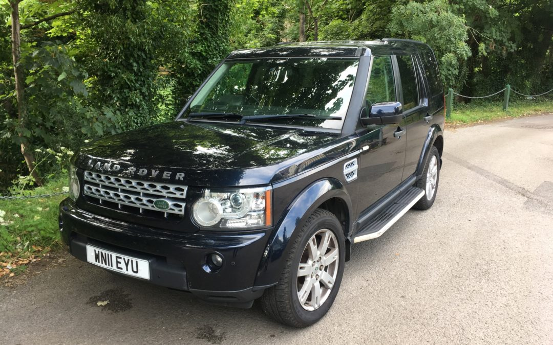 New Arrival – 2011 Discovery 4 XS Automatic