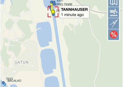 Transiting the Panama Canal