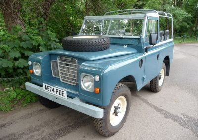 1983 Land Rover Series 3 - Soft Top