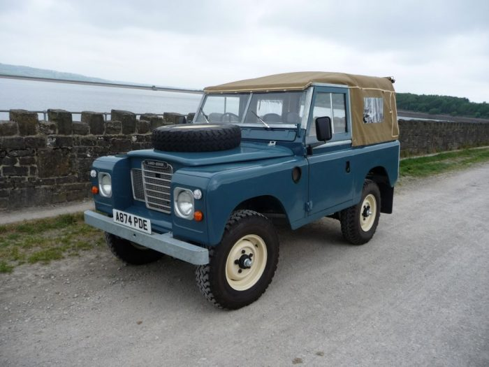 Land Rover Series 3 - USA Export