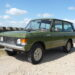 2 Door Range Rover Classic – Purchased by Geraint in South Wales