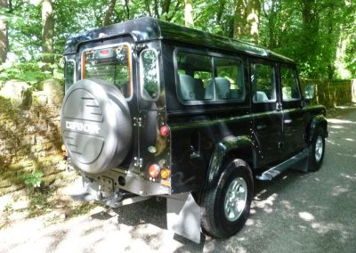 2005 Land Rover 110 station wagon