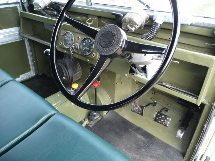 1956 Land Rover Series 1