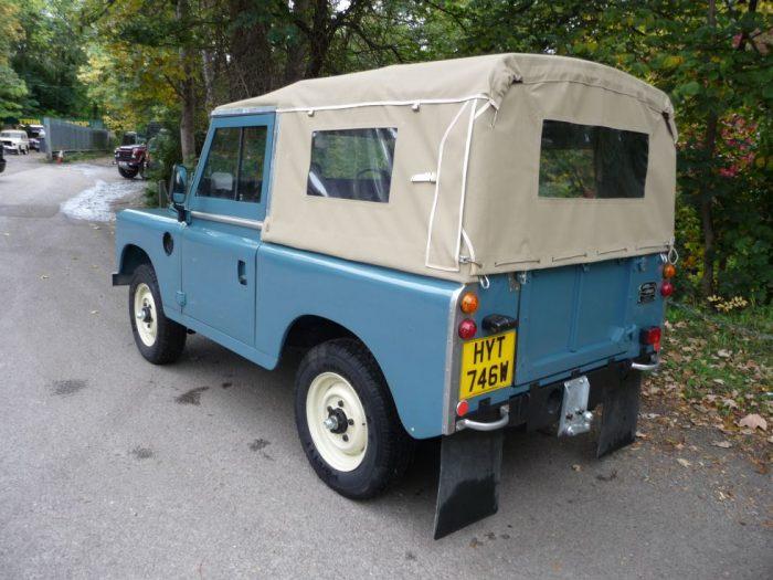 1981 Land Rover Series 3 Diesel