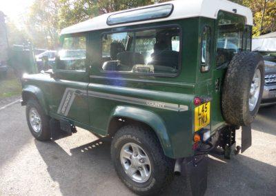 1994 Land Rover 90 Defender - USA export
