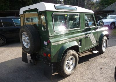 1994 Land Rover 90 Defender - USA export