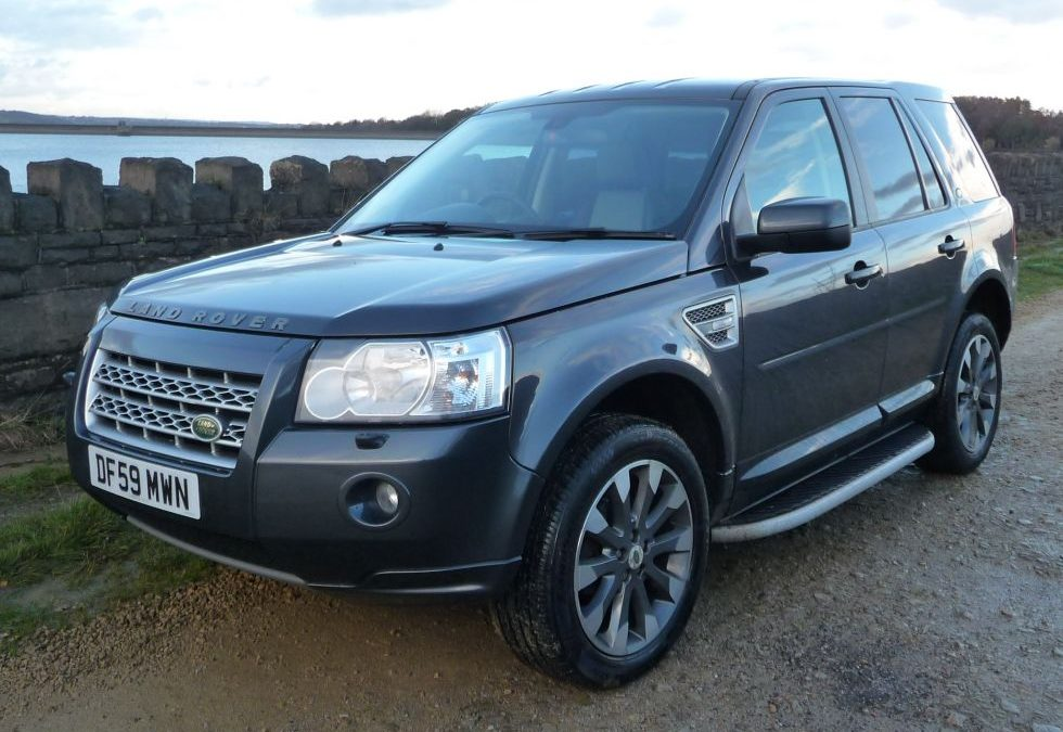 2010 Freelander Sport – Purchased by Claire