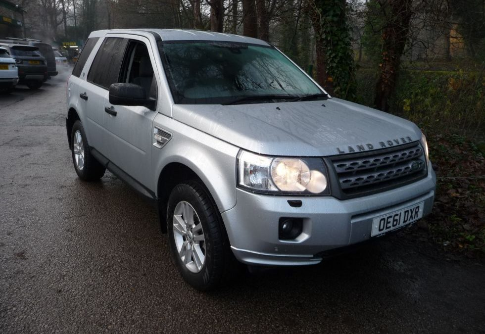New Arrival – 2012 Freelander 2 – XS with all the toys !