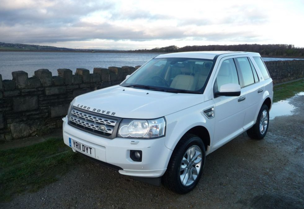 2011 Freelander 2 HSE Auto – Purchased by Howard