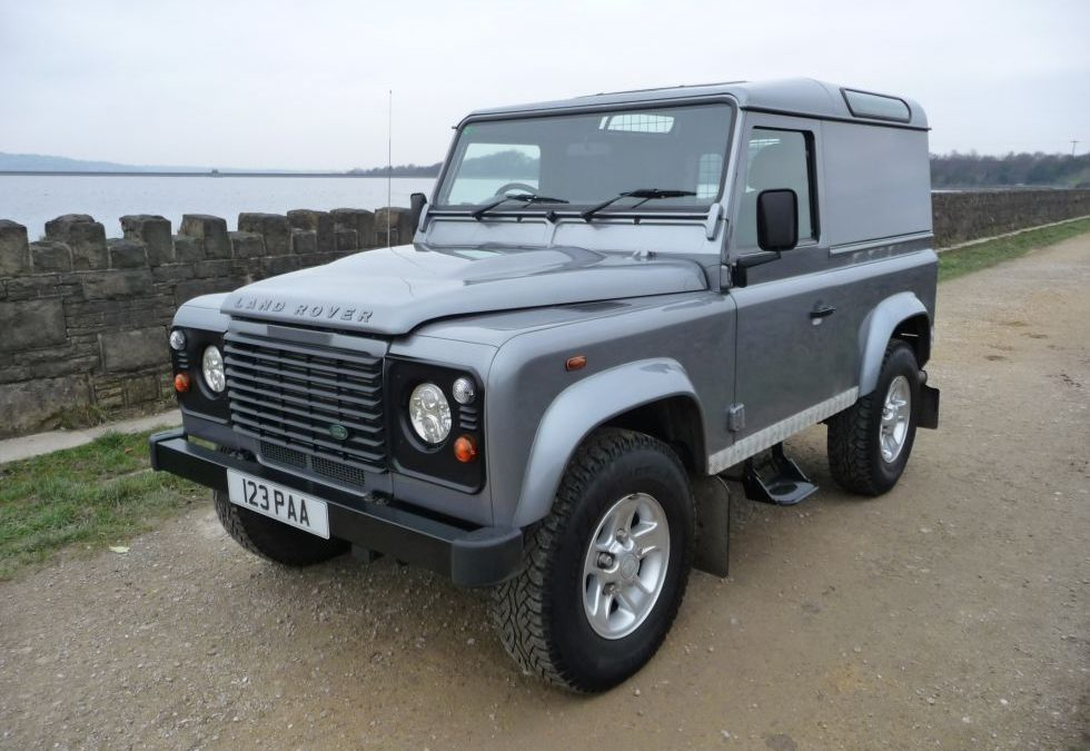 2011 Defender 90 – Purchased by Mark from Manchester