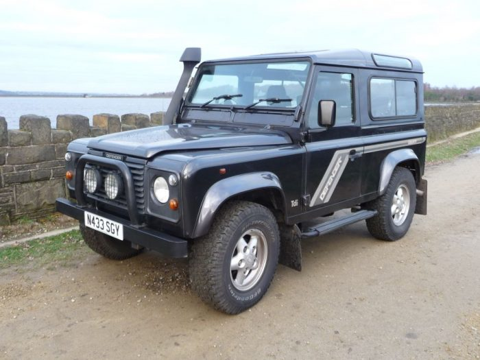 1996 Land Rover Defender 90 County