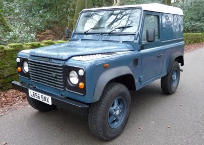 1994 Land Rover Defender D90 - USA Export