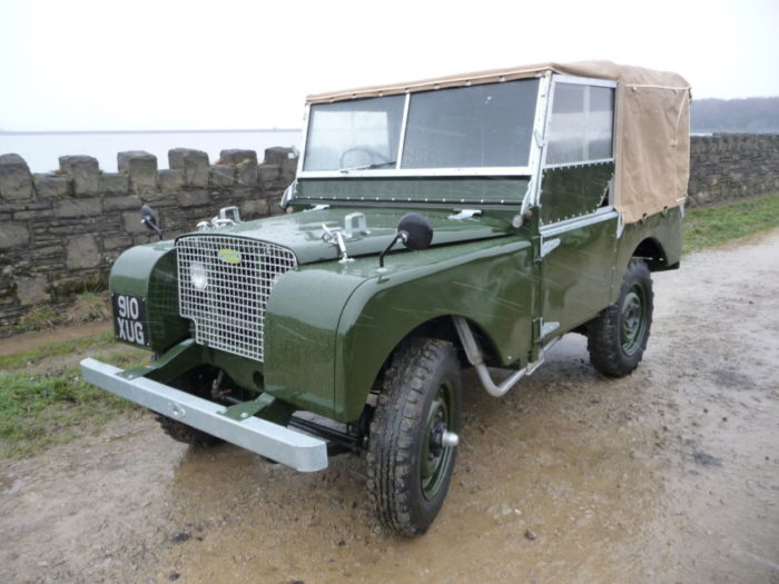 1949 Land Rover Series 1