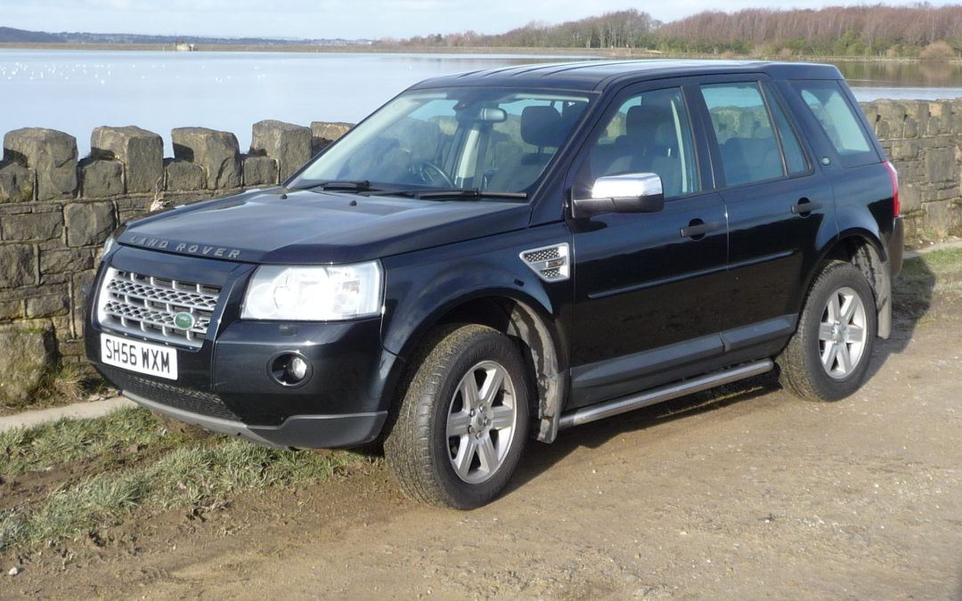 Freelander 2 – Collected by Thomas