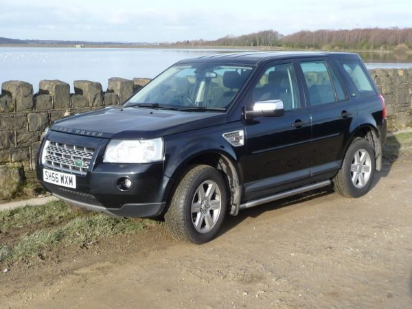 2006 Freelander 2 GS Manual