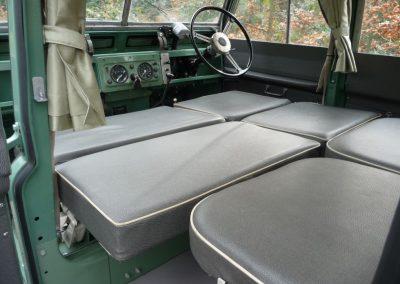 martin walter dormobile Land Rover