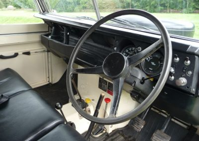 1975 Land Rover Series 3 - Tax and MOT exemt