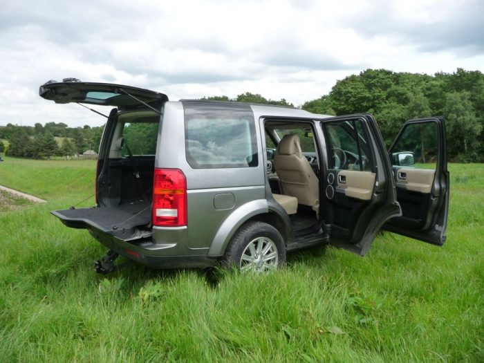 2009 Discovery 3 HSE Automatic