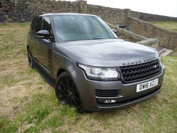 2016 Range Rover Autobiography