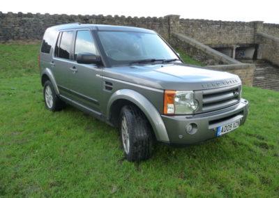 2009 Land Rover Discovery SE