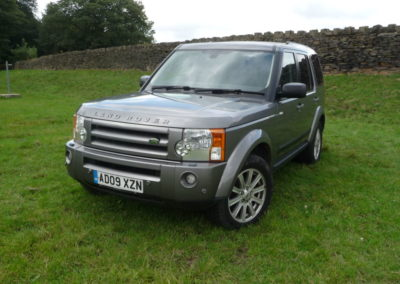 2009 Land Rover Discovery SE Automatic