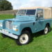 TWB 244Y – Our 1982 Series 3 Land Rover – Purchased by Paul from North Yorkshire