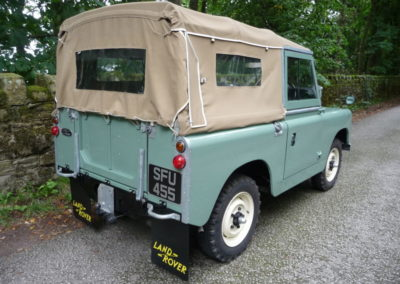 1958 Land Rover Series 2