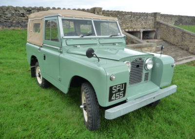 1958 Classic Series II Land Rover For Sale