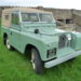 "SFU 455 – 1958 Land Rover Series 2 – ""Mabel"" – Fully rebuilt"