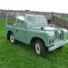 "SFU 455 – 1958 Land Rover Series 2 – ""Mabel"" – Fully rebuilt"