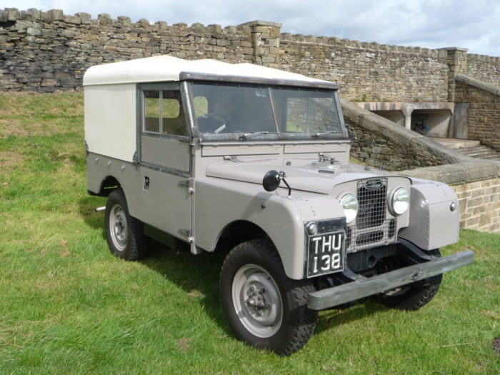 1954 Series 1 Land Rover For Sale