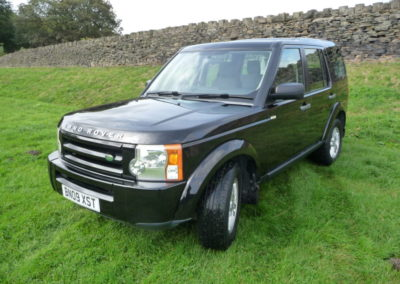 Low mileage discovery 3