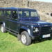 AU56 UVH – 2006 Land Rover 110 XS County Station Wagon – 87,000 miles – 9 seater
