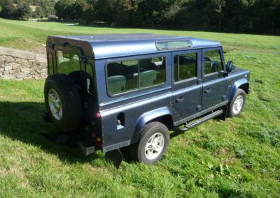 2006 Land Rover Defender 110 CSW