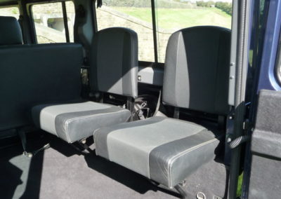 2006 Land Rover 110 - 9 seater XS