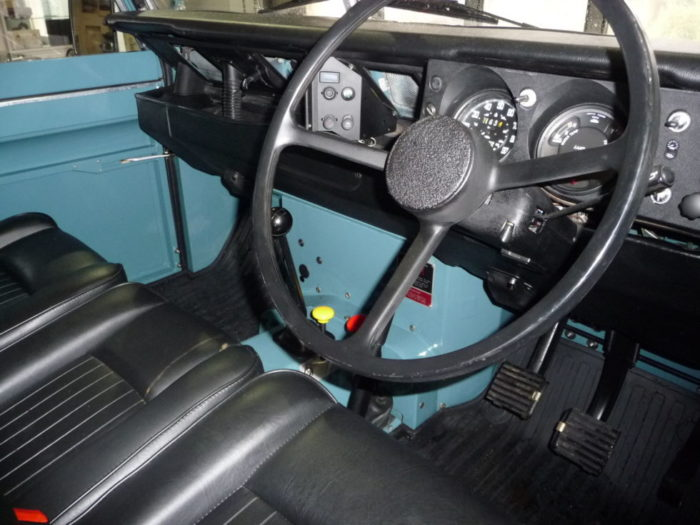 1982 Land Rover Series 3 Hard Top