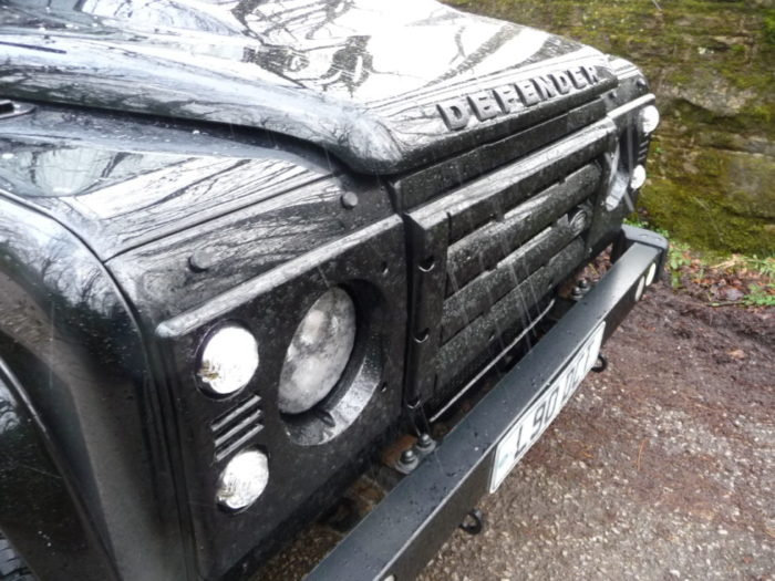 Land Rover Defender 90 TDci 2.4 Hard Top