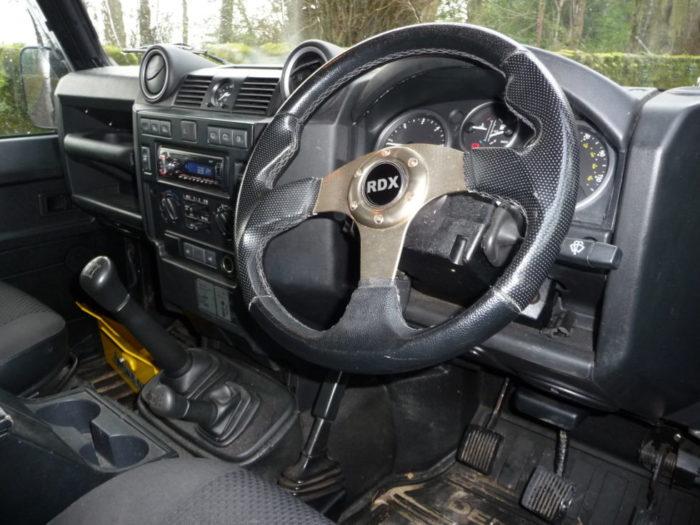 Land Rover Defender 90 TDci 2.4 Hard Top