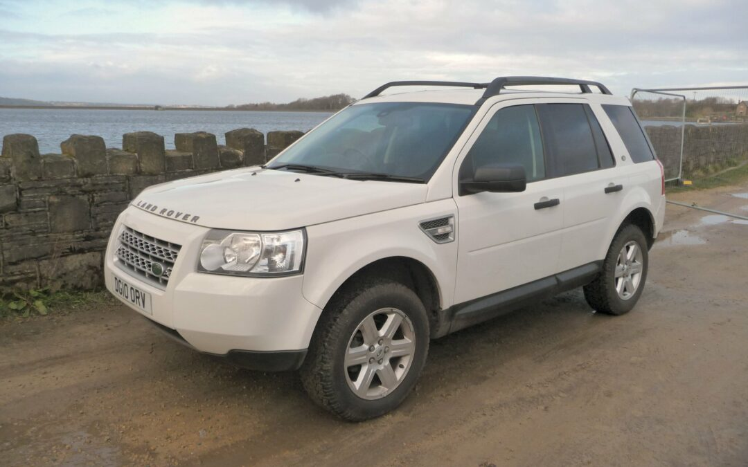 2010 Freelander 2 – Purchased by David