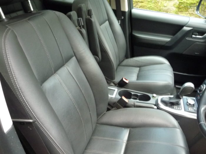 low mileage freelander 2 automatic