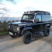 YJ52 RGN – 2002 Land Rover Defender 90 County – With a difference !