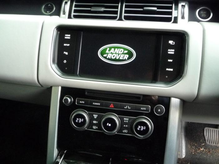 2014 Range Rover Vogue SE Auto