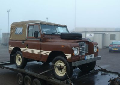 1983 Land Rover County