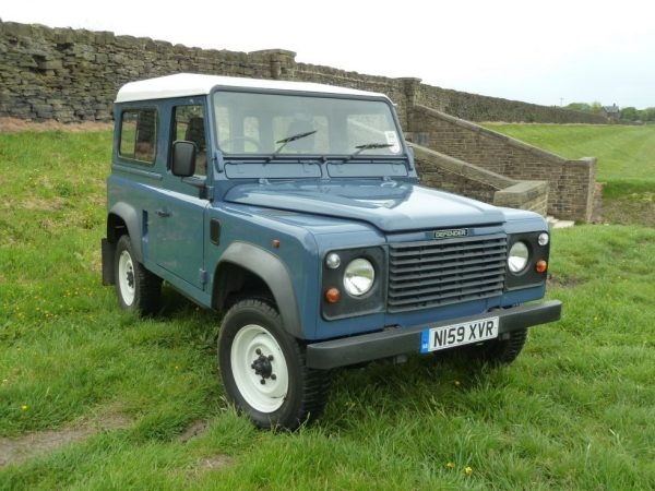 Land Rover Defender 90 - 300 TDi