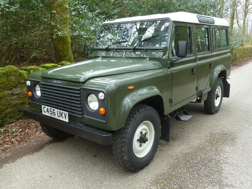 1985 Land Rover 110 Station Wagon 5 Door - Suitable for USA export - 50,000  miles