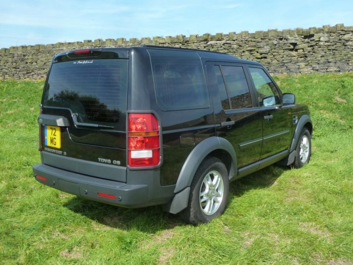 2008 Land Rover Discovery 3 2.7 TDV6 Automatic