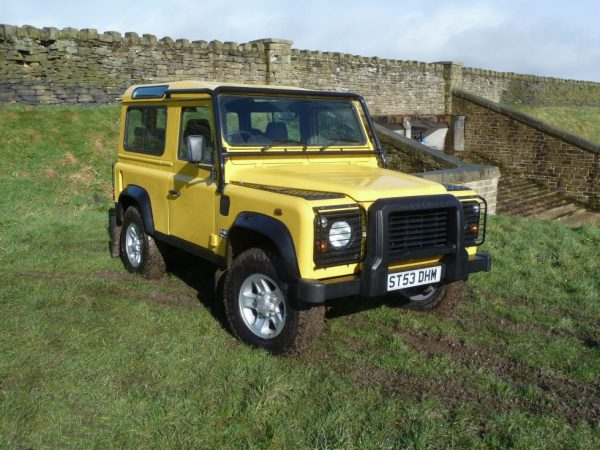 Land Rover 90 G4 Limited edition