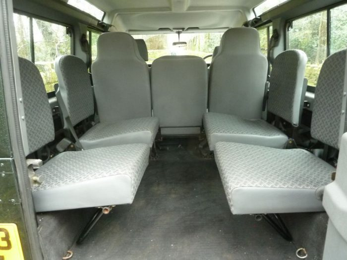 2003 110 county station wagon TD5