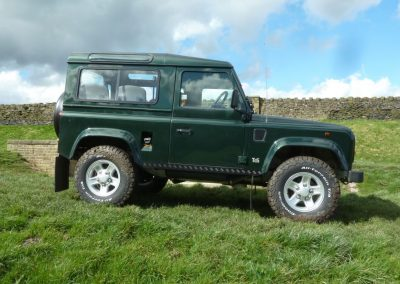 1996 Land Rover 90 Station Wagon