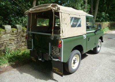 1971 Land Rove Series 2A